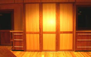 Tasmanian Oak Cupboards